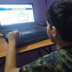 कोरोना लॉकडाउन के बाद से ही ऑनलाइन पढ़ाई पर जोर बढ़ रहा है।