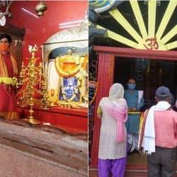 पटना के सारे मंदिर, मस्जिद, गुरुद्वारे भक्तों के लिए खुल गए हैं बस शर्त इतनी है कि सोशल डिस्टेंसिंग का पालन करते हुए पूजा और इबादत की जाए।