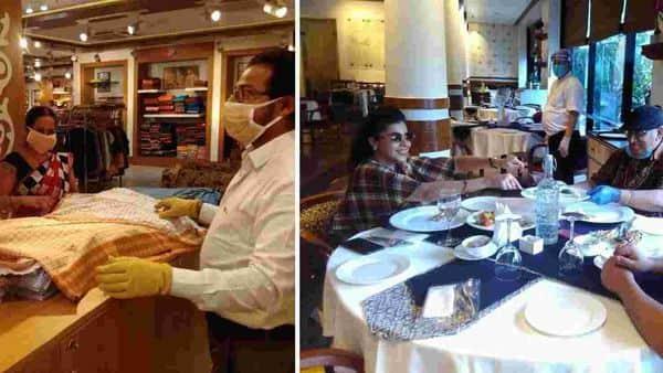पटना में मॉल से लेकर रेस्तरां तक खुल गए हैं। कोरोना अनलॉक के तहत सोमवार से होटल भी काम करने लगे हैं।