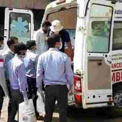 आगरा में गुरुवार को कोरोना से दो लोगों की मौत हो गई।