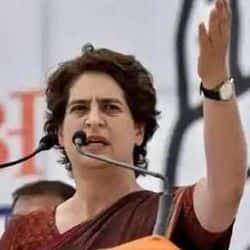 प्रियंका गांधी के कोरोना से मौत के दावों को आगरा के DM ने बताया झूठा