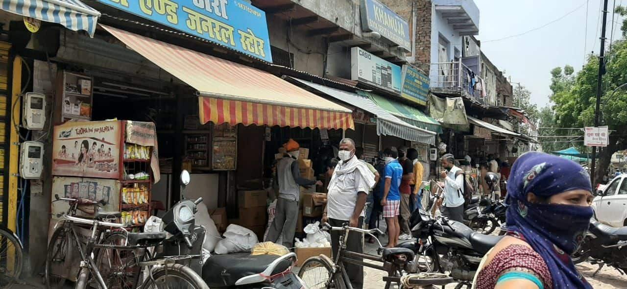 लॉकडाउन लागू होने के बाद ताजनगरी में जरूरी सेवाओं को छोड़कर अन्य सभी तरह गतिविधियों पर रोक रहेगी।
