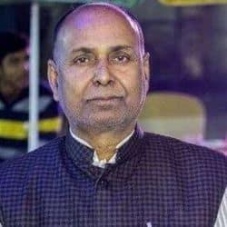 बीजेपी एमएलसी सुनील सिंह 13 जुलाई से पटना एम्स में कोरोना का इलाज करा रहे थे जहां दिल का दौरा पड़ने से उनका निधन हो गया.