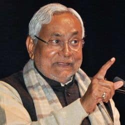 Nitish Kumar (File Photo)