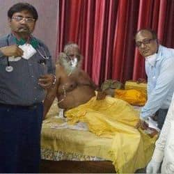 लखनऊ: महंत नृत्यगोपाल दास के इलाज के लिए CM योगी ने मेदांता डॉ त्रेहन से की बात