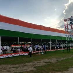 पटना गांधी मैदान स्वतंत्रता दिवस समारोह में बिना मास्क किसी को प्रवेश नहीं.