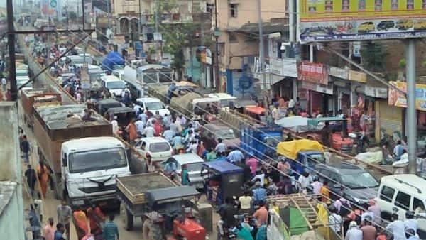 मुजफ्फरपुर से आई यह तस्वीर डरा देने वाली है.
