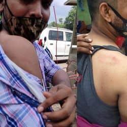 पटना में बीपीएससी के रिजल्ट के लिए प्रदर्शन करते छात्रों पर पुलिस ने लाठीचार्ज किया.