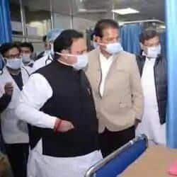 चिकित्सा मंत्री रघु शर्मा (फाइल फोटो )