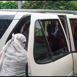 कानपुर: बर्रा पुलिस संग पूर्व CM अखिलेश यादव से मिलने लखनऊ पहुंचे संजीत के परिजन