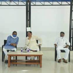 जेडीयू के एससी-एसटी विधायकों की बैठक.