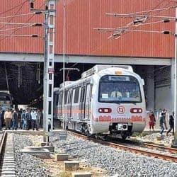 जयपुर मेट्रो