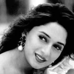 Bollywood actress Madhuri Dixit