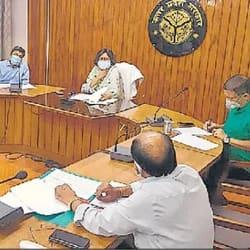 मेरठ सेफ सिटी पर कमिश्नर के निर्देश- चौराहों और बाजारों पर लगें पिंक बूथ-CCTV