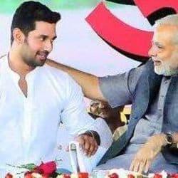 लोजपा के टिकट पर चुनाव लड़ रहे नेताओं को BJP ने 6 साल के लिए पार्टी से निकाला