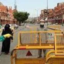 जयपुर और जोधपुर जैसे शहरों में लगातार कोरोना वायरस का खतरा बना हुआ है
