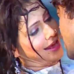Pakhi Hegde Nirahua song Ek Chuma Leli Raja Ji