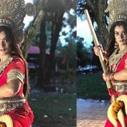 Bollywood Actress Nidhi Jha