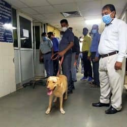 BHU अस्पताल में बम होनी की सूचना.