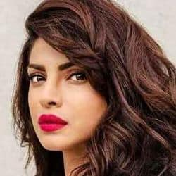 Bollywood Actress Priyanka Chopra Jonas