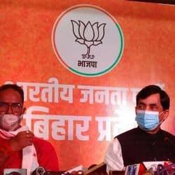 बिहार चुनाव: शाहनवाज हुसैन बोले- PM मोदी की प्रस्तावित रैलियों से डर गई राजद-कांग्रेस
