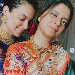 राजद्रोह केस में कंगना रनौत और उनकी बहन रंगोली चंदेल को मुंबई पुलिस का समन, 26 अक्टूबर को होगी पूछताछ( फोटो साभार- इंस्टाग्राम)