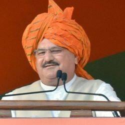 भाजपा अध्यक्ष जेपी नड्डा ने बिहार में चुनावी सभा में विपक्ष पर निशाना साधा.