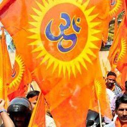 हिंदू महासभा की यूपी इकाई के अध्यक्ष बोले कि हर हिंदू परिवार में हथियार की जरूरत है. प्रतीकात्मक तस्वीर