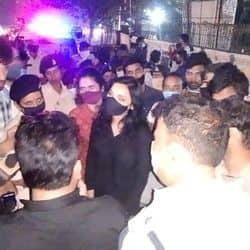 प्लुरल्स पार्टी की अध्यक्ष पुष्पम प्रिया चौधरी पटना में गिरफ्तार