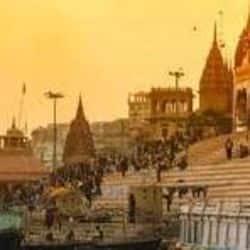 काशी विश्वनाथ मंदिर कॉरिडोर का निर्माण शुरू