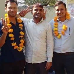 डॉ. नितेश ने मेडिकल ऑफिसर भर्ती 2020 में पूरे प्रदेश में अव्वल रहे.