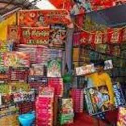 कोरोना की मार, ठंडा पड़ा पटाखों का व्यापार