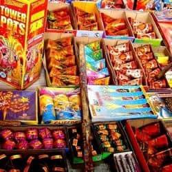 झारखंड में दिवाली पर दो घंटे ही जला सकेंगे पटाखे. प्रतीकात्मक तस्वीर