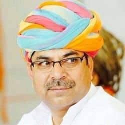 राजस्थान के प्रदेश भाजपा अध्यक्ष डॉ. सतीश पूनिया