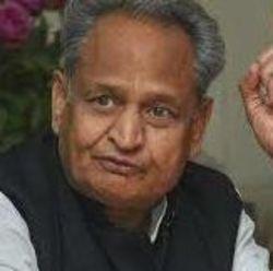 मुख्यमंत्री अशोक गहलोत (फाइल फोटो)