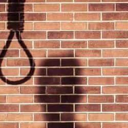 डिप्रेशन में आ गया छात्र, कमरे में फांसी लगाकर की आत्महत्या