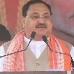 BJP अध्यक्ष जेपी नड्डा लखनऊ में करेंगे पार्टी की बैठक
