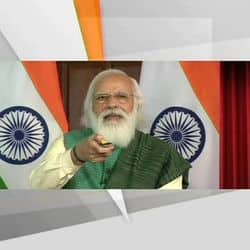 पीएम आवास योजना के तहत UP में 2691 करोड़ रुपए की वित्तीय सहायता जारी करते PM मोदी