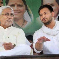 कर्पूरी ठाकुर को भारत रत्न की मांग पर तेजस्वी और CM नीतीश के बीच ट्विटर वॉर