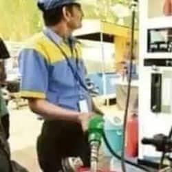 मध्य प्रदेश में नहीं बढ़े पेट्रोल डीजल के दाम ( प्रतीकात्मक फोटो )