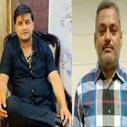जय बाजपेई और विकास दुबे का फाइल फोटो