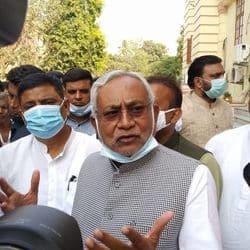 बिहार विधानसभा बवाल पर CM नीतीश ने तोड़ी चुप्पी, दिया ये बड़ा बयान
