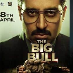 Ileana D'Cruz Shared movie The Big Bull poster and teaser