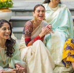 Bollywood Actress Aditi Rao Hydari