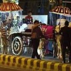 इंदौर में बैंड-बाजा-बारात पर लगी रोक, कोरोना कर्फ्यू में नहीं होंगी शादियां