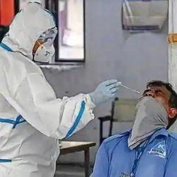 बिहार: कोरोना ने तोड़ा रिकॉर्ड, 1 दिन 12000 पॉजिटिव, 50 मौत, पटना में डरावना हाल (प्रतीकात्मक फ़ोटो)