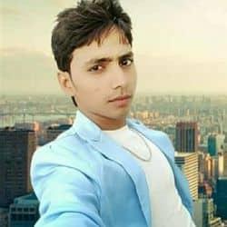 मृतक युवक अजय बिन्द की फाइल फोटो