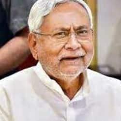 बिहार के मुख्यमंत्री नीतीश कुमार.