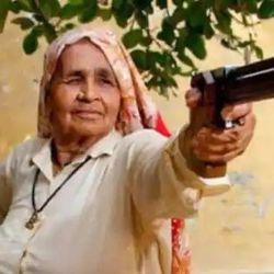 शूटर दादी चंद्रो तोमर का कोरोना संक्रमण से निधन. (फाइल फोटो)