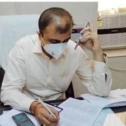 जब फोन पर लखनऊ जिलाधिकारी बोले 'मैं DM बोल रहा रहा हूं', हैरान रह गए कोरोना मरीज